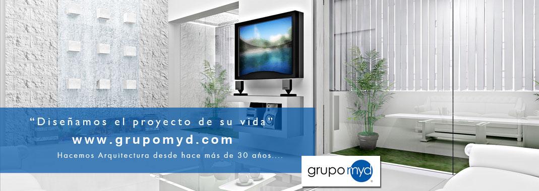 Grupo myd proyectos de casas unifamiliares sevilla - Proyectos casas unifamiliares ...