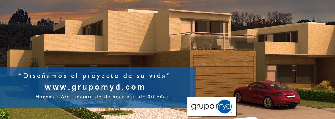 Proyectos de casas unifamiliares en c ceres grupo myd for Casas ideas y proyectos