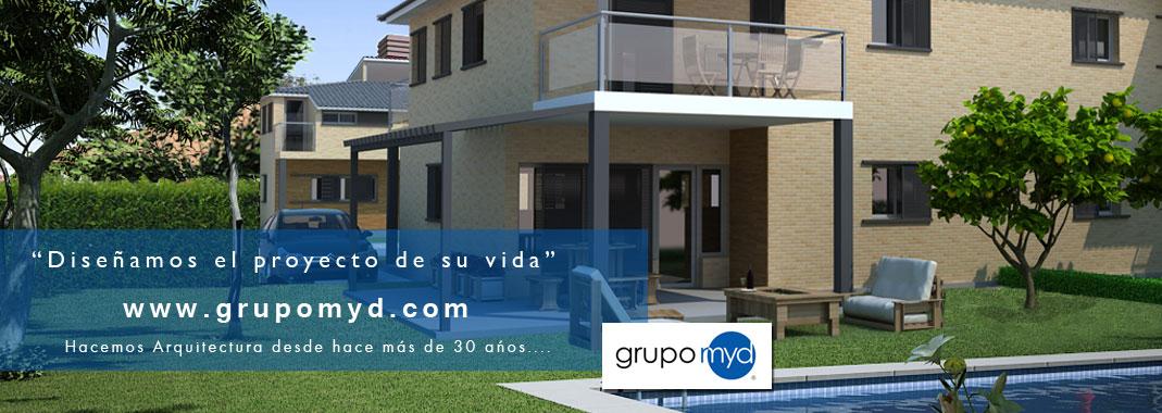 Proyecto de vivienda unifamiliar en sevilla grupo myd - Proyectos casas unifamiliares ...