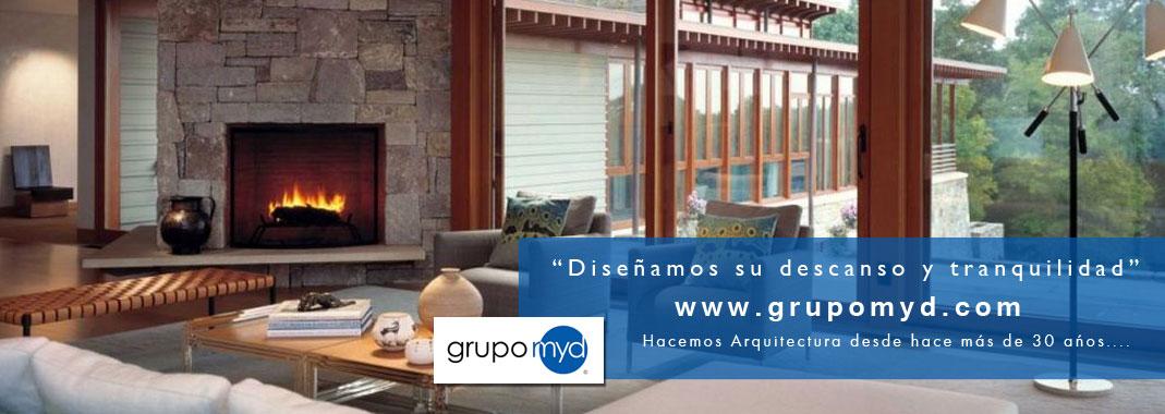 Proyectos de casas r sticas sevilla grupo myd - Proyectos de casas rusticas ...